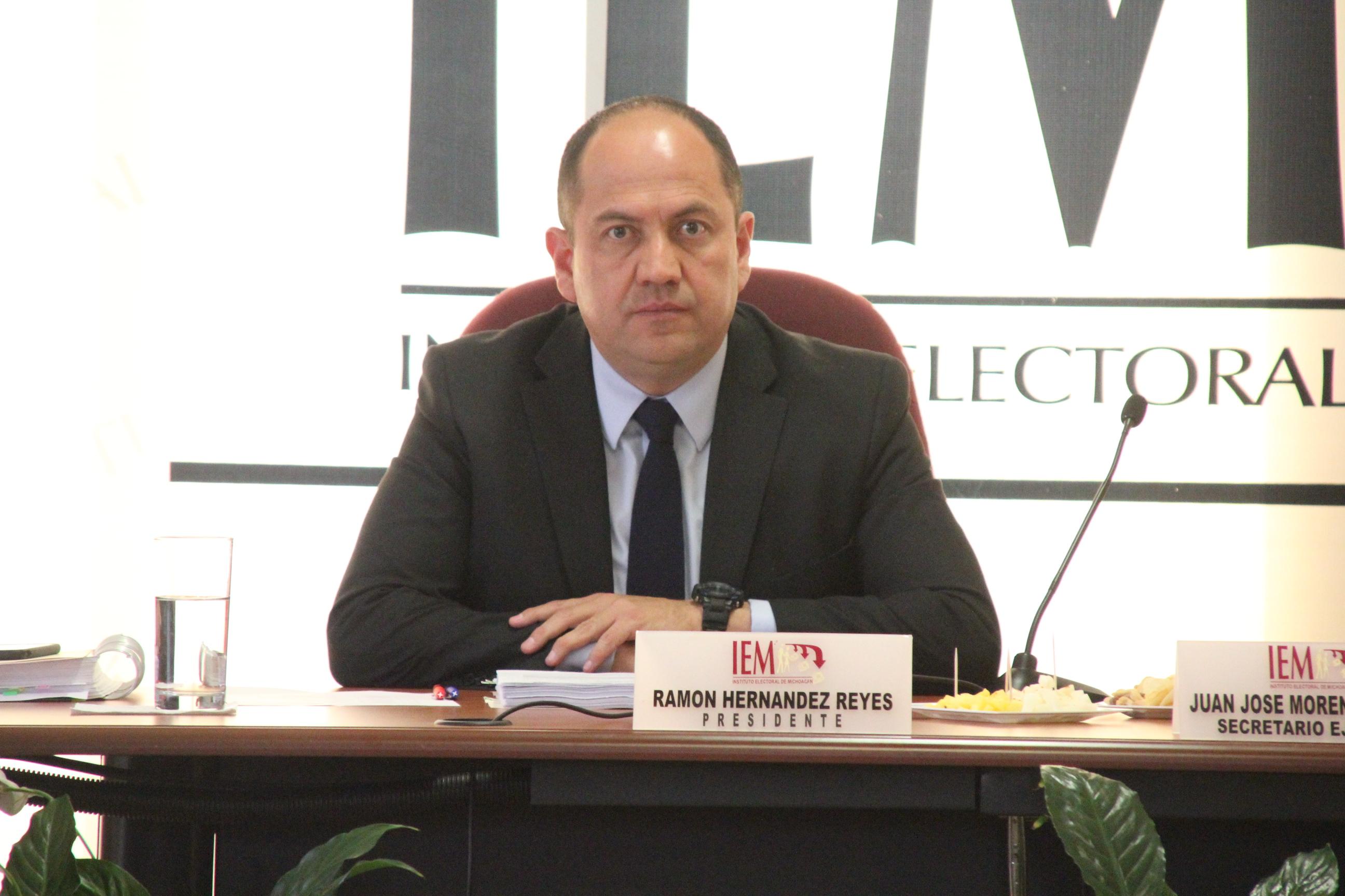 Ramón Hernández Reyes