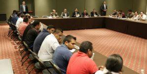 Reunión gobierno-CNTE