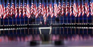 Donald Trump-banderas