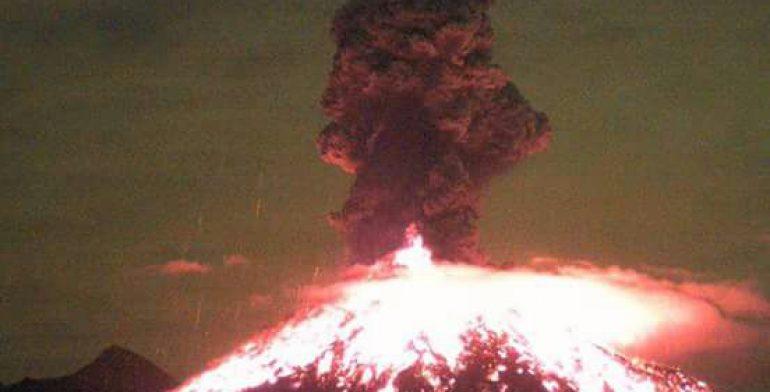 volcán-Colima