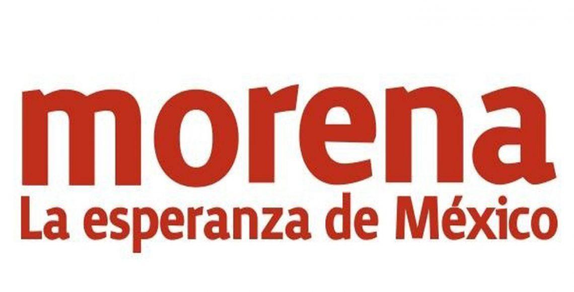 morena - logo nuevo