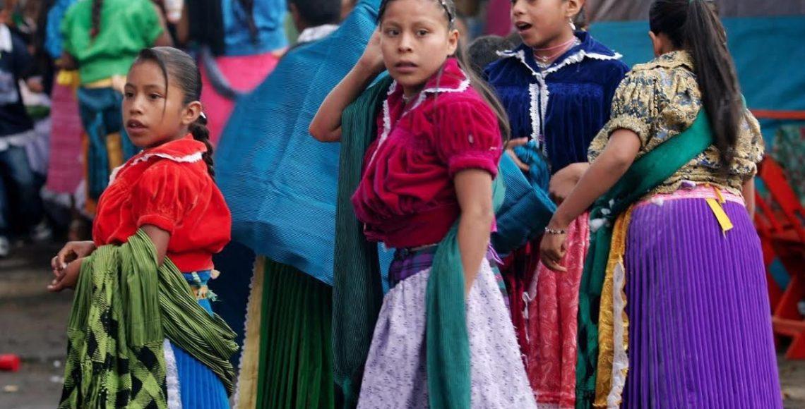 niñas indigenas____