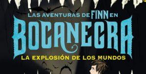 Bocanegra II; lLa explosión de los mundos; Shane Hegarty