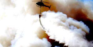 incendio-helicóptero