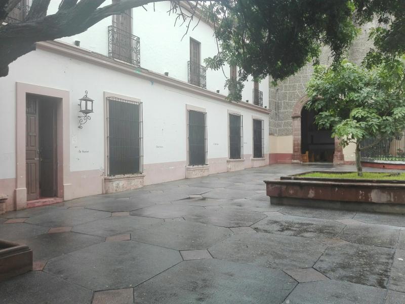 Casa museo atrio el porvenir gerardo a herrera for Atrio dentro casa