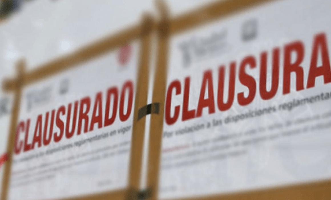 Ayuntamiento ha clausurado 4 negocios por operar en contingencia ...