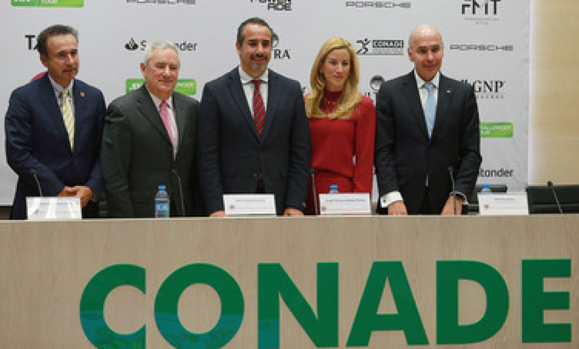 Presentan en Conade Abierto GNP Seguros Monterrey - Quadratín