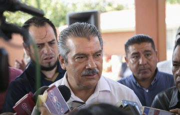 En breve, reunión para blindaje de Morelia: Morón - Quadratín Michoacán