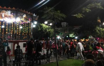 Reportan saldo blanco tras festejos en Jiquilpan - Quadratín Michoacán