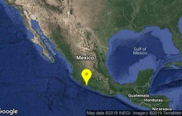 Se registra sismo de 4.8 en Las Guacamayas, LC - Quadratín Michoacán