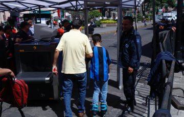 Alistan dispositivo de seguridad por desfile en Morelia 13:55 Habrá 12 accesos y puntos de - Quadratín Michoacán