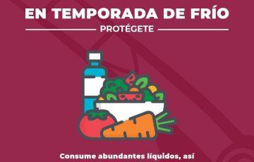 Pide PC municipal tomar precauciones por bajas temperaturas en Morelia - Quadratín Michoacán