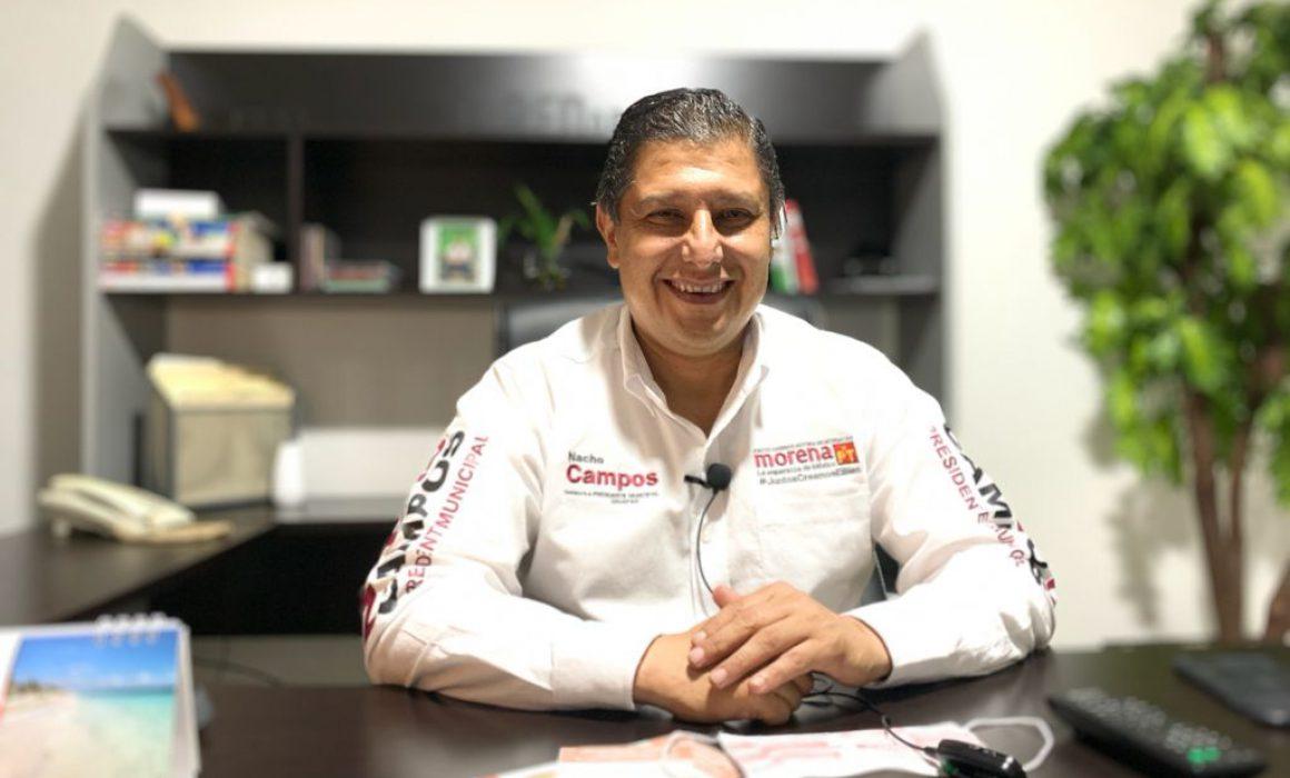 A Uruapan le va a ir muy bien con Alfredo Ramírez Bedolla: Nacho Campos - Quadratín